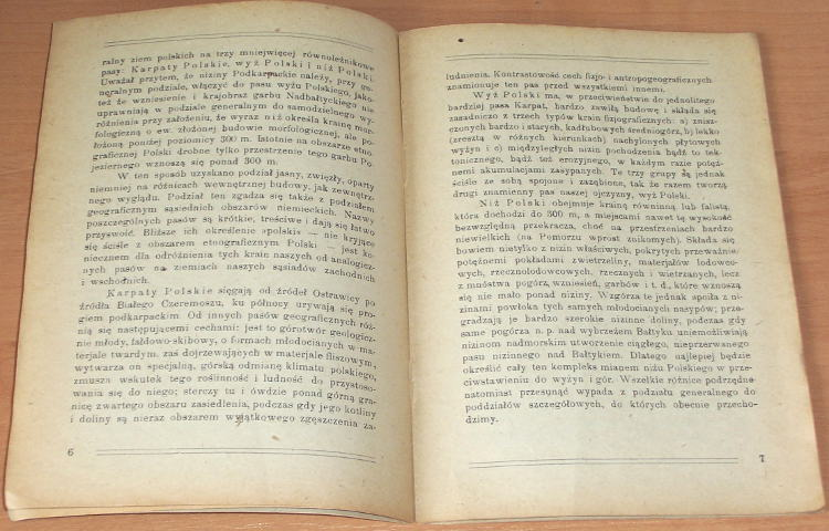 Sawicki-Ludomir-Terminologja-regjonalna-ziem-polskich-Krakowo-Nakladem-Ksiegarni-Geograficznej-Orbis-1922