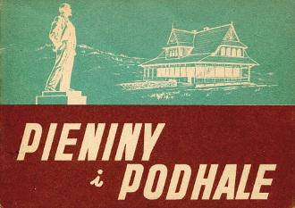 Sobański Sobanski Pieniny i Podhale album Mucharski wab0223