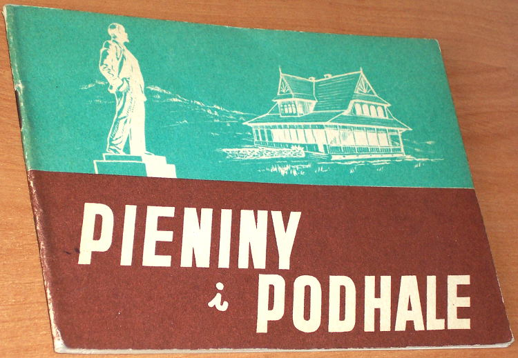 Sobanski-Marian-tekst-Pieniny-i-Podhale-Warszawa-Spoldzielczy-Instytut-Wydawniczy-Kraj-1952-PTTK-albumik-fotografia