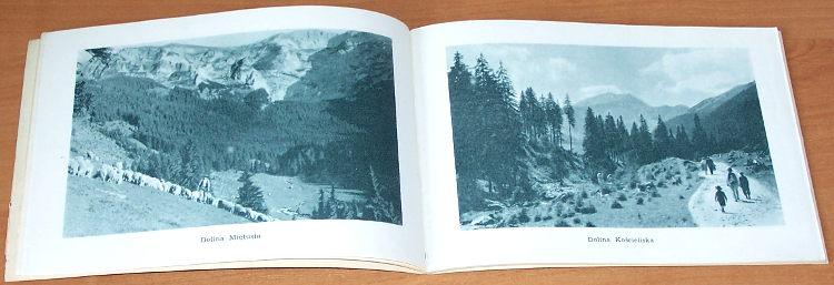 Sobanski-Marian-tekst-Tatry-Warszawa-Spoldzielczy-Instytut-Wydawniczy-Kraj-1952-PTTK-albumik-fotografia