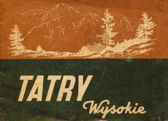 Mucharski Tatry Wysokie album Tatra mountains gory góry fotografia wab0225