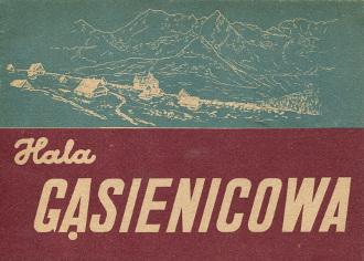 Mucharski Tatry Hala Gąsiennicowa Gasiennicowa album Tatra mountains gory góry fotografia wab0227
