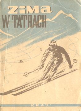 Zwoliński Zwolinski  Zima w Tatrach Turystyka narciarska Trasy narciarskie zjazdowe Tatry Przewodniki turystyczne Oppenheim narty narciarstwo wab0232