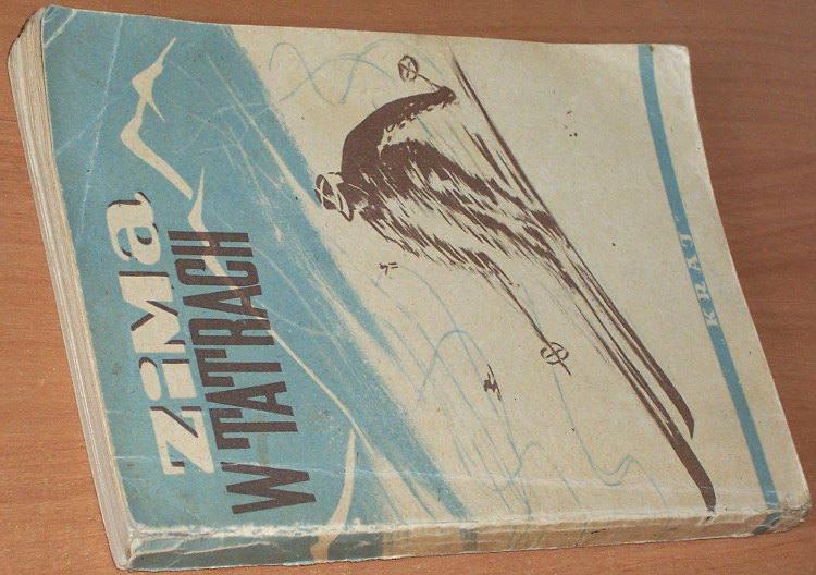 Zwolinski-Tadeusz-oprac-Zima-w-Tatrach-Wyd-nowe-Warszawa-Spoldzielczy-Instytut-Wydawniczy-Kraj-1953-narty-narciarstwo