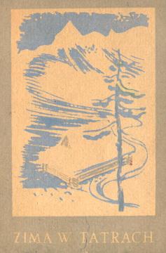 Zwoliński Zwolinski  Zima w Tatrach Turystyka narciarska Trasy narciarskie zjazdowe Tatry Przewodniki turystyczne Gentil-Tippenhauer Gentil Tippenhauer Oppenheim narty narciarstwo wab0233