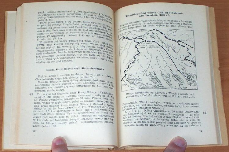 Zwolinski-Tadeusz-oprac-Zima-w-Tatrach-Wyd-1-Warszawa-Spoldzielczy-Instytut-Wydawniczy-Kraj-1951-narty-narciarstwo