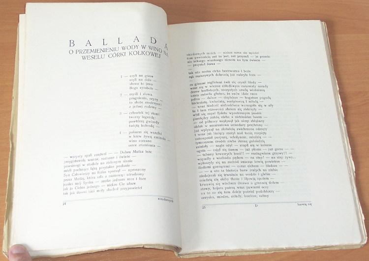 Zegadlowicz-Emil-Gody-pasterskie-w-Beskidzie-Wielkiej-nowiny-czesc-wtora-Wadowice-Czcionkami-Drukarni-Foltina-1925