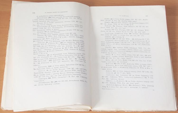 Hrabec-Stefan-Nazwy-geograficzne-Huculszczyzny-Krakow-PAU-Polska-Akademia-Umiejetnosci-1950-Huculszczyzna-Ukraina