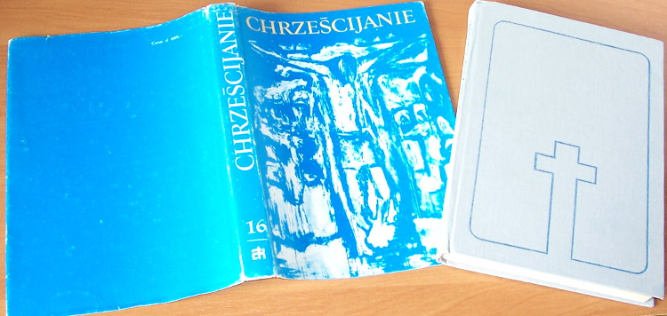 Chrzescijanie-Tom-XVI-Warszawa-Akademia-Teologii-Katolickiej-ATK-1985-Podgorski-Szmyd-Balicki