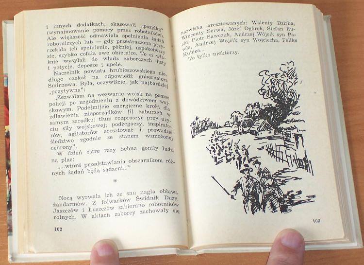 Targalski-Jerzy-W-ogniu-walk-1905-Warszawa-MON-Wydawn-Ministerstwa-Obrony-Narodowej-1968-ojciec-Darskiego-Rewolucja