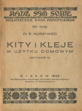 Kurzyniec Kity i kleje w użytku domowym wab0253