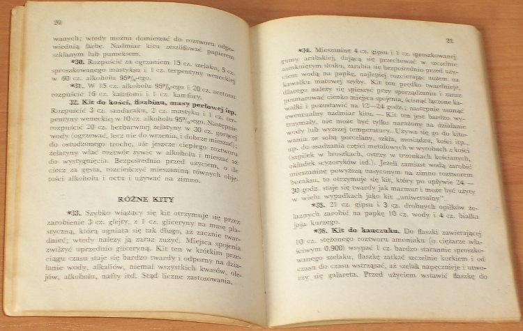 Kurzyniec-E-Edmund-Kity-i-kleje-w-uzytku-domowym-Wyd-2-Krakow-Polski-Komitet-Opiekunczy-1944