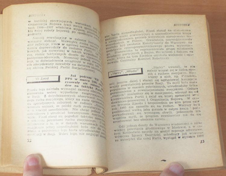 Kalendarz-socjalisty-na-rok-1948-Warszawa-Wydawnictwo-Wydzialu-Szkoleniowego-CKW-PPS-1948-socjalizm