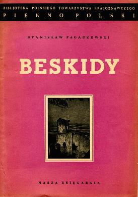 Pagaczewski Beskidy Piękno Polski Polska Polskie Towarzystwo Krajoznawcze PTK turystyka Przewodniki turystyczne wab0262