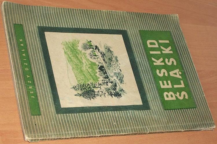 Dzialak-Jerzy-Beskid-Slaski-Warszawa-Sport-i-Turystyka-1953-Mucharski