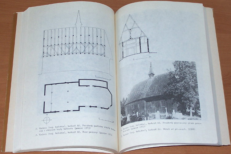 Koscioly-w-Wielkopolsce-XVI-w-Blizanow-Domachowo-Graboszewo-Klodawa-Kozmin-Nowa-Wies-Krolewska-Olobok-Rzgow-Wierzenica-1985