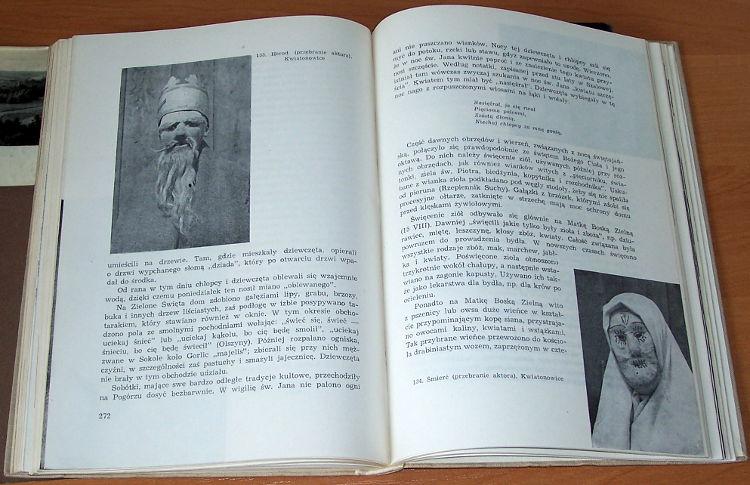 Reinfuss-Roman-red-naukowy-Nad-rzeka-Ropa-Zarys-kultury-ludowej-powiatu-gorlickiego-Krakow-Wydawnictwo-Literackie-1965