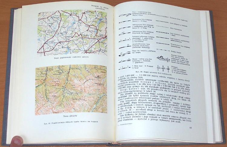 MON-Terenoznawstwo-Warszawa-Zarzad-Topograficzny-Sztabu-Generalnego-1965
