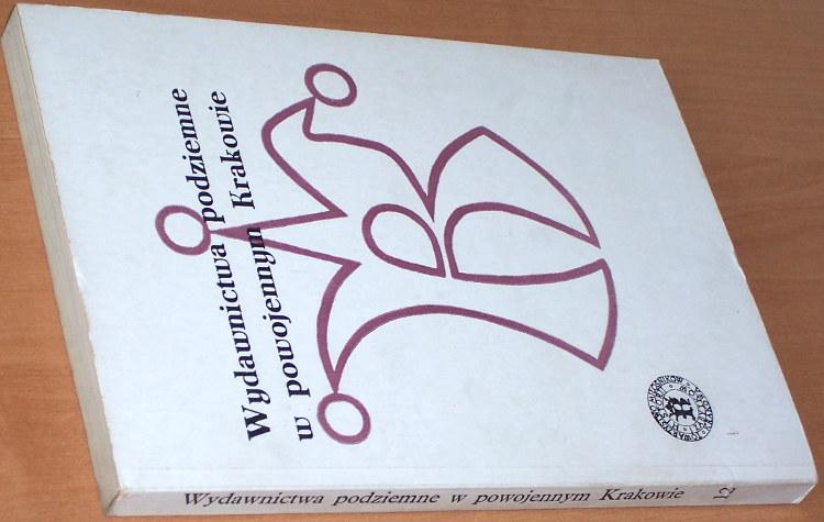 Wydawnictwa-podziemne-w-powojennym-Krakowie-Materialy-sesji-naukowej-odbytej-26-czerwca-1992-roku-Krakow-Secesja-1993