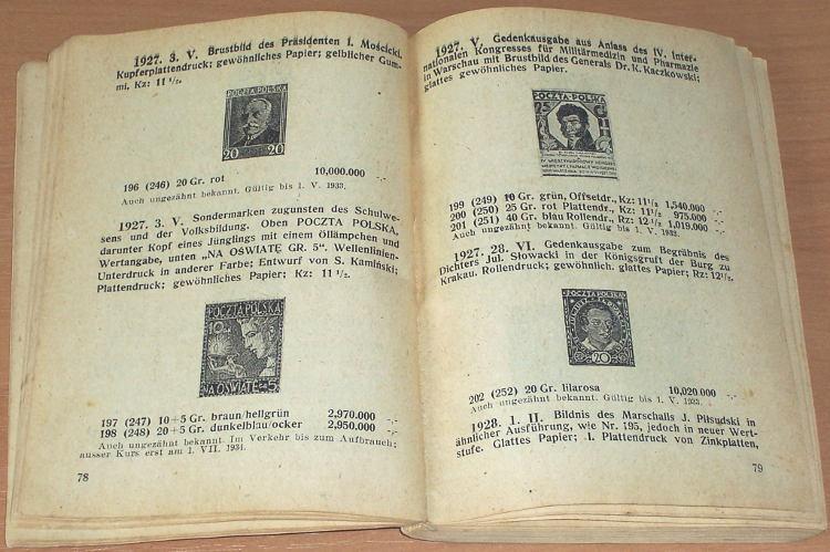 Mikstein-St-bearbeitet-von-Die-Briefmarken-des-Generalgouvernements-und-ehem-Polen-Krakau-Handelhaus-Pionier-1944