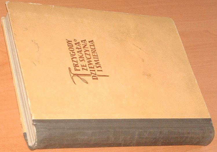 Szczepanski-Jan-Alfred-Przygody-ze-skala-dziewczyna-i-smiercia-Wspomnienia-z-Tatr-Sport-i-Turystyka-1956-Tatry