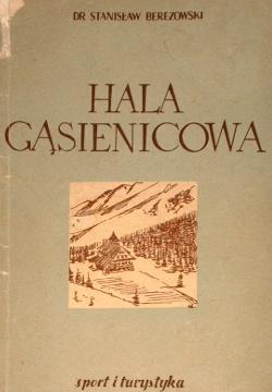 Berezowski Hala Gąsienicowa Gasienicowa Zwięzła monografia krajoznawcza Physical geography Tatra Mountains Description travel Gory Mountains Tatry wac0011