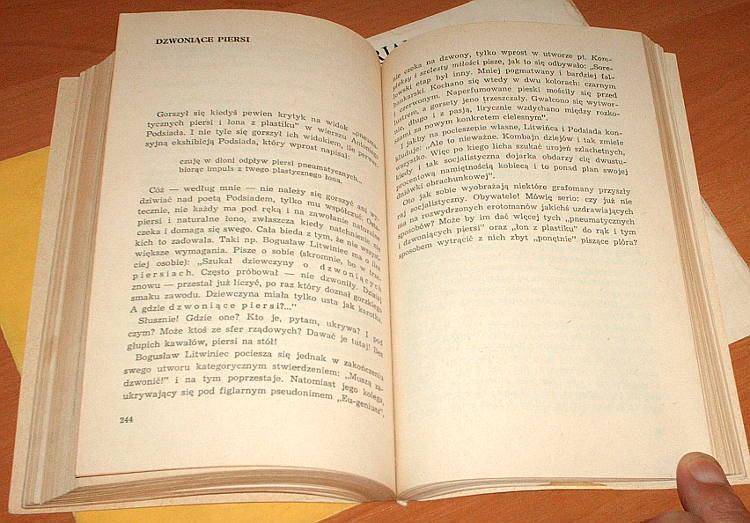 Piechal-Marian-Sokrates-indyk-i-zoladek-Wydawnictwo-Lodzkie-1971-satyra-poezja-fraszki-limeryki-Ibis-Gratkowski