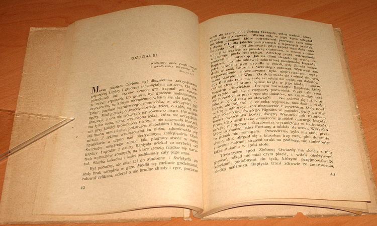 Kossak-Szatkowska-Zofia-Beatum-Scelus-Ksiegarnia-sw-Jacka-1947-obraz-Matka-Boza-Kodenska-Krolowa-Matka-Podlasia-Koden