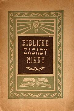 Biblijne zasady wiary Biblia Wujka Bible Stary Nowy Testament Jakub Wujek wac0043