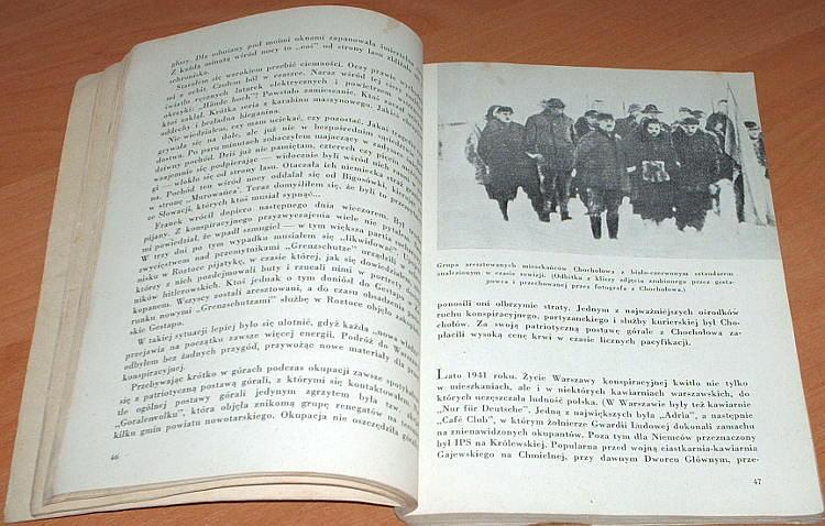 Miedza-Tomaszewski-Stanislaw-Benefis-konspiratora-Wydanie-pierwsze-Czytelnik-1962-Armia-Krajowa-pamietnik