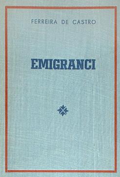 Ferreira de Castro Emigranci Olędzka Emigrantes wac0065