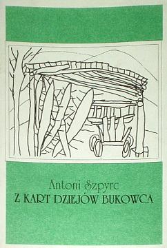 Szpyrc Z kart dziejów Bukowca Bukowiec Czechy etnografia historia Zaolzie Śląsk Cieszyński Bukovec wac0068