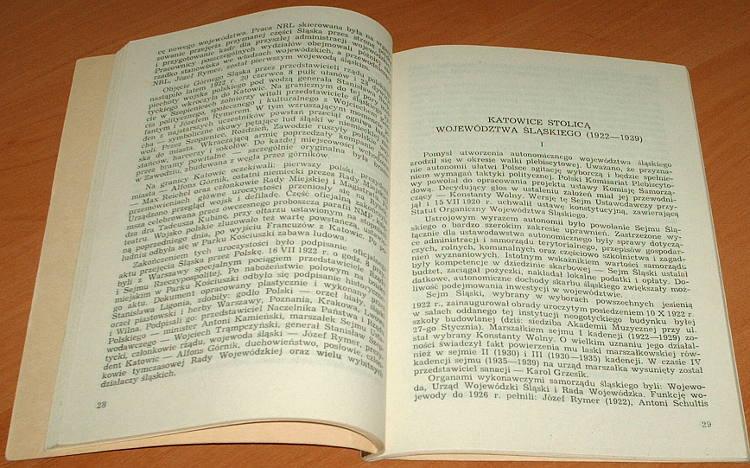 Starnawska-Joanna-Dzieje-Katowic-1299-1945-Katowice-Muzeum-Historii-Katowic-1987-historia-Slask-Gorny