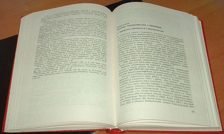 Lewandowska-Polska-konspiracyjna-prasa-informacyjno-polityczna-1939-1945-Czytelnik-1982-okupacja-II-wojna-sw