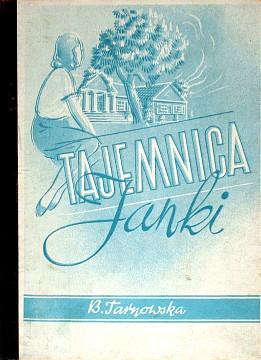Tarnowska Tajemnica Janki Świątkowski wac0107