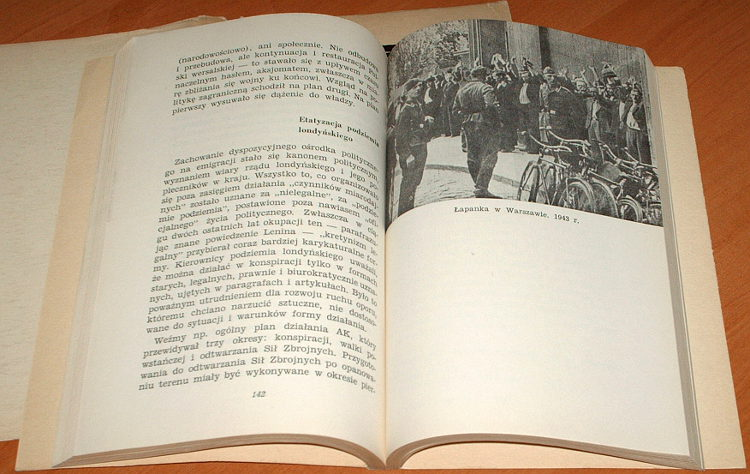 Turlejska-Maria-O-wojnie-i-podziemiu-Dyskusje-i-polemiki-KiW-1959-1939-1940-1941-1942-1943-1944-1945-AK-PPR