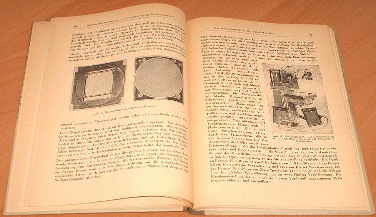 Graefe-Farbenlithografie-Chromolithografie-und-Fotolithografie-Knapp-Verlag-1953-Grafische-Betrieb-Wissen-Praxis-13
