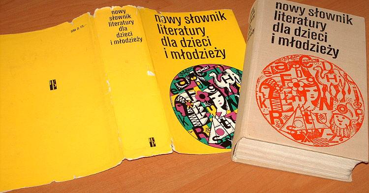 Nowy-slownik-literatury-dla-dzieci-i-mlodziezy-Pisarze-ksiazki-serie-ilustratorzy-nagrody-Wiedza-Powszechna-1979