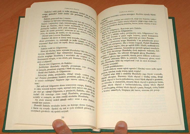 Stiller-Gilgamesz-Epos-starozytnego-Dwurzecza-PIW-1980-wlasc-1982-Bibliotheca-Mundi-Eufrat-Tygrys-Szumer-Sumer-Irak