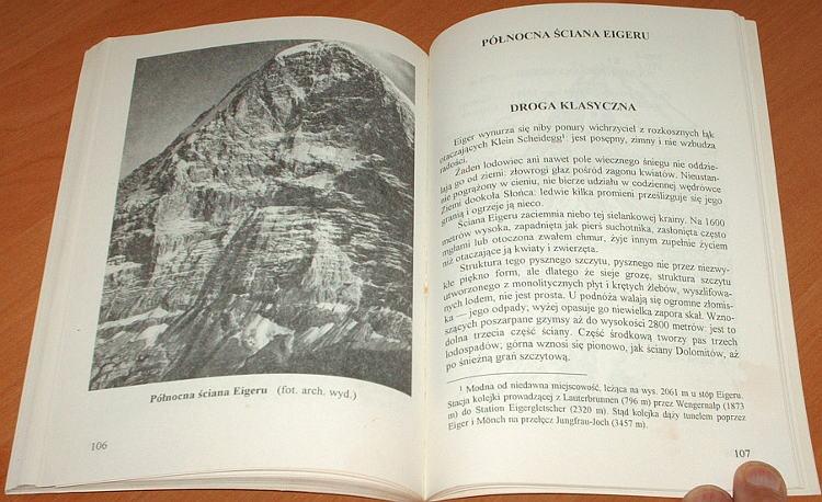 Rebuffat-Gaston-Gwiazdy-i-burze-Wyd-drugie-At-Publ-1994-Alpinista-Alpen-France-Alpy-Gory-Mountains-Wspinacz-Climber