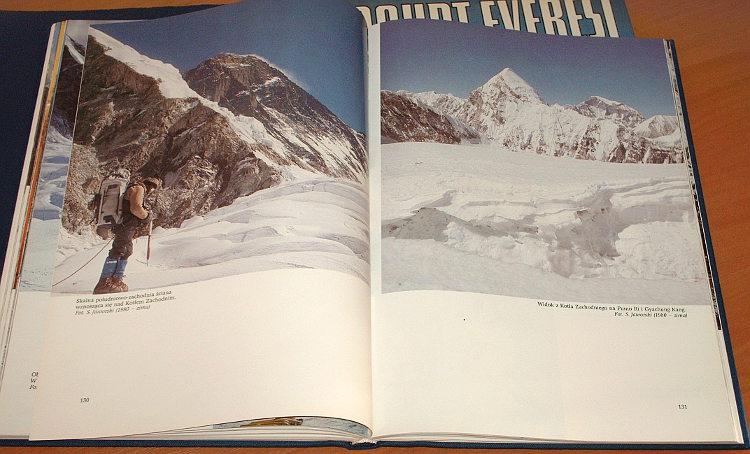 Kowalewski-Paczkowski-Mount-Everest-Dzieje-zdobycia-i-podboju-Sport-i-Turystyka-1986-Mountains-Himalayas-Climbing