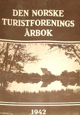 Den Norske Turistforenings Årbok Arbok DNT Norwegia turystyka Norge turist wac0263