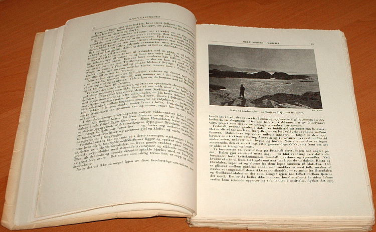 DNT-Den-Norske-Turistforenings-Arbok-1942-Norwegia-turystyka-Norge