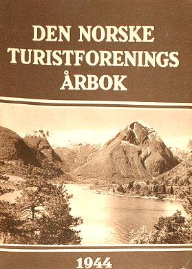 Den Norske Turistforenings Årbok Arbok DNT Norwegia turystyka Norge turist wac0264