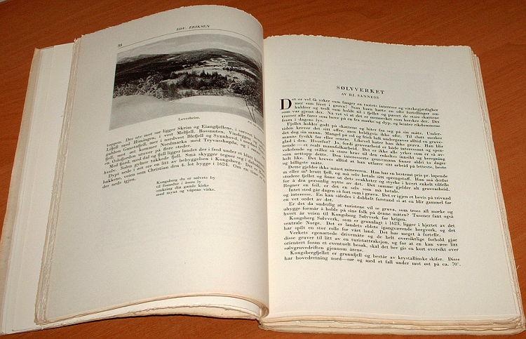 DNT-Den-Norske-Turistforenings-Arbok-1946-Norwegia-turystyka-Norge