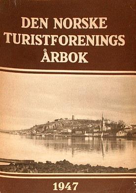 Den Norske Turistforenings Årbok Arbok DNT Norwegia turystyka Norge turist wac0266