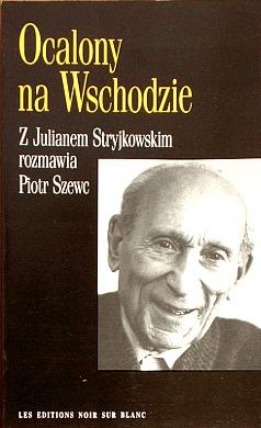 Stryjkowski Ocalony na Wschodzie Szewc II wojna światowa wspomnienia żyd zyd żydzi Jews juden Lwów Ukraina Lviv Lwow okupacja niemiecka ZSRR Rosja Stalin komunizm wac0272