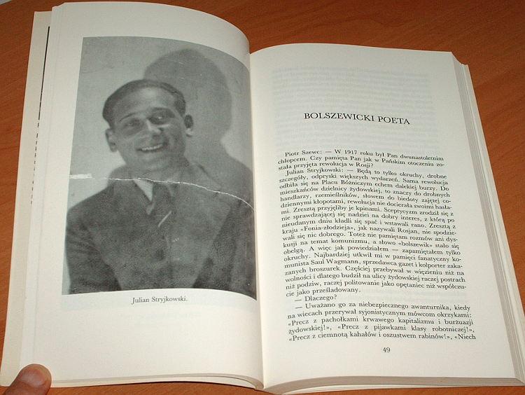 Stryjkowski-Julian-Ocalony-na-Wschodzie-Z-Julianem-Stryjkowskim-rozmawia-Piotr-Szewc-Noir-sur-Blanc-1991-Galicja
