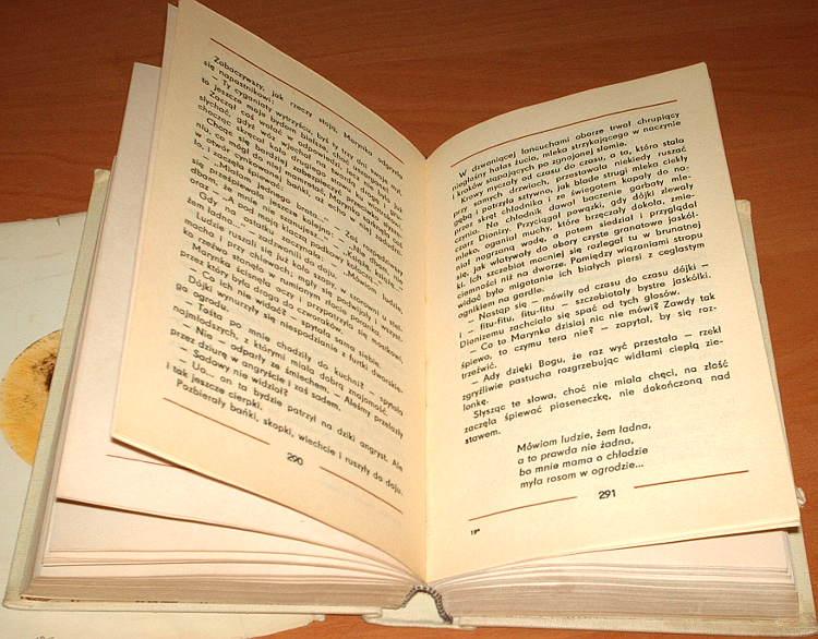 Blaszczyk-Lebecka-oprac-Roze-Cecylie-Florentyny-Opowiadania-pisarzy-polskich-Iskry-1974-kobieta-kobiety