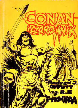 Offutt Howard Conan i czarownik Conan and the Sorcerer fantasy Duda wac0286